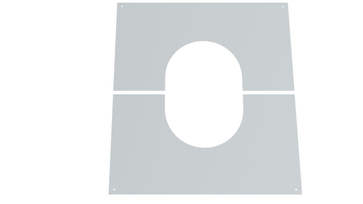 Osłona przejścia przez strop/ścianę 31-45º