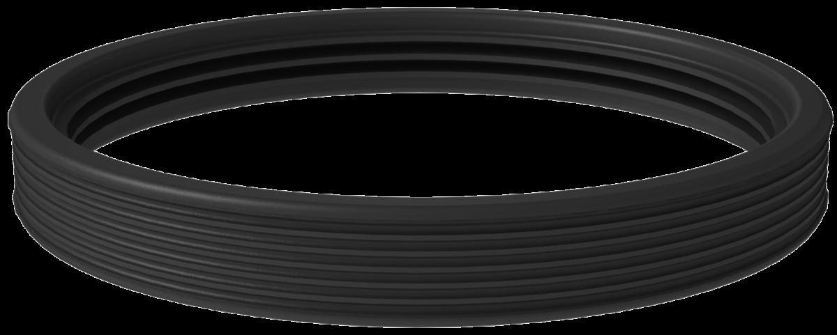 Uszczelka EPDM (120º max)