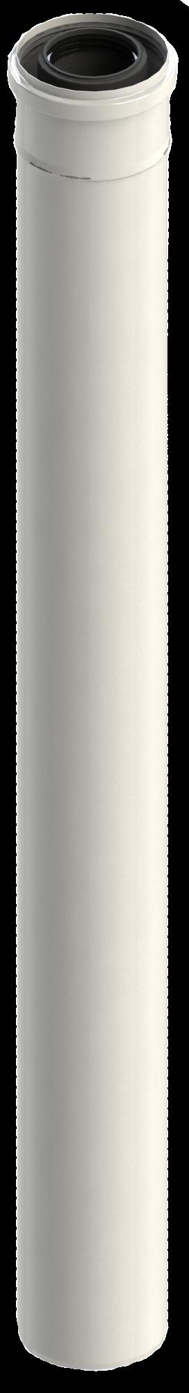 Rura spalinowa 1 mtr