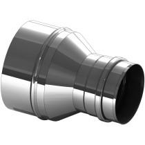 Element rozszerzający ze stali nierdzewnej 200 na 250 mm