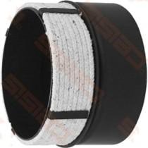 Złączka ferro - rura ceramiczna 200/200 mm