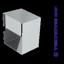Przedłużenie kroćca dla wyczystki prostokątnej z  21 x 14 cm