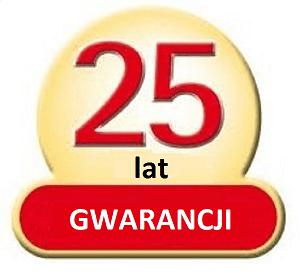 gwarancja 25 roku